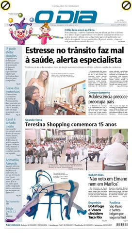 JORNAL O DIA by Jornal O Dia - issuu 8ff7b649d2