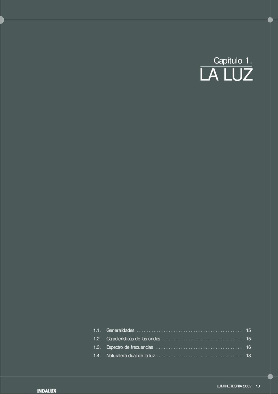 manual luminotecnia INDAL by Pablo Martínez - issuu