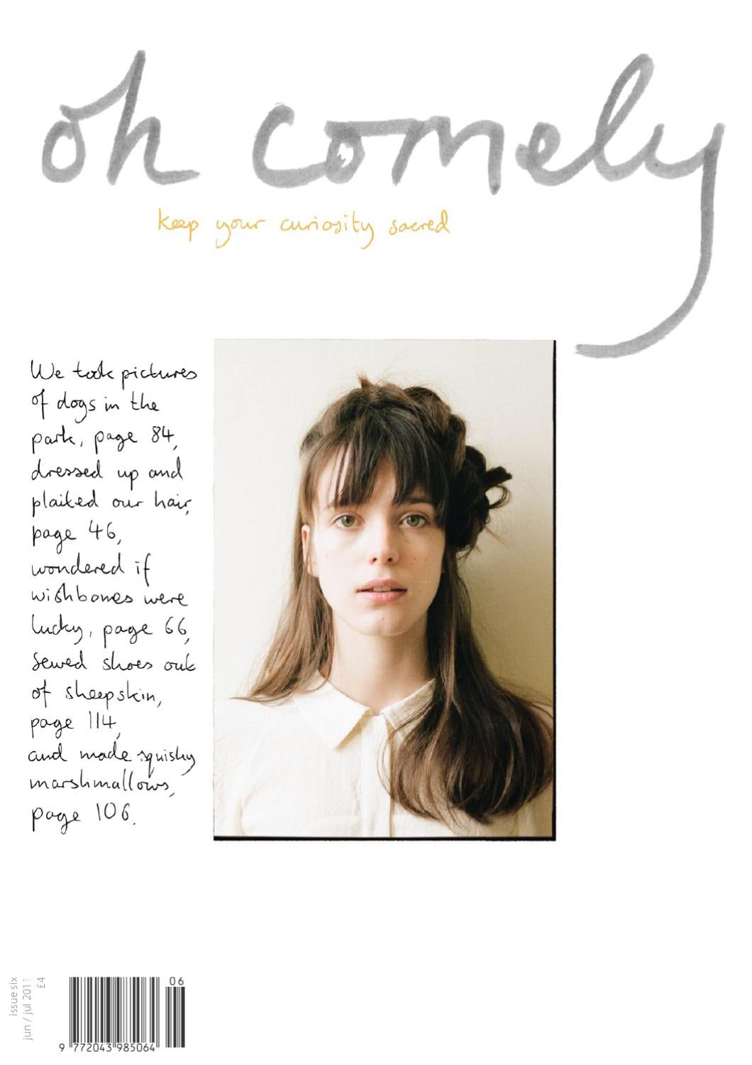 Oh Comely Magazine Issue 6 By Issuu Troubleshooting Electrical Circuit Problems Thriftyfun