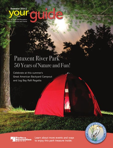 e59d54d5515c1c M-NCPPC 2012 Summer Guide by M-NCPPC