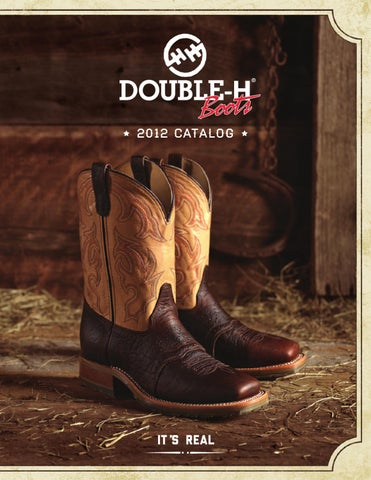 cbb22276081 Double-H Boots by H.H. Brown Work & Outdoor Group - issuu
