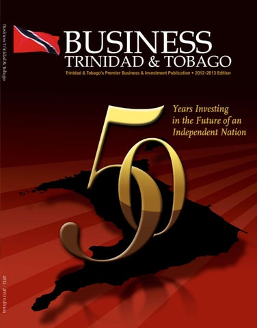 Business trinidad tobago 2012 by prestige business publications page 1 malvernweather Gallery