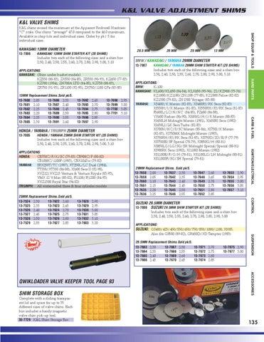 2007 K&L Catalog by klsupply K&L - issuu