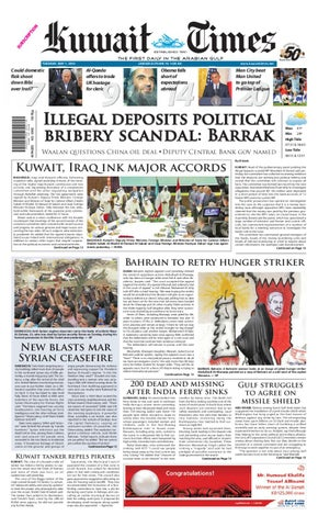 609bc4cb94 1st May 2012 by Kuwait Times - issuu