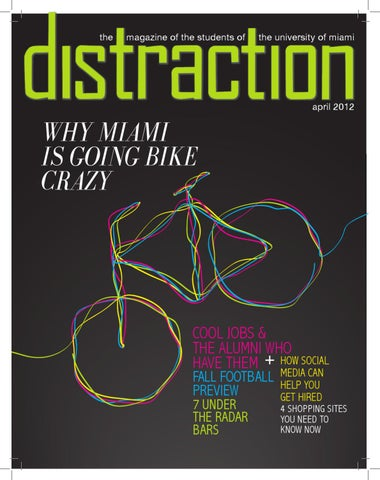Distraction Magazine