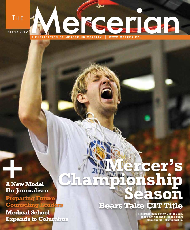 The Mercerian by Mercer University/Marketing Communications