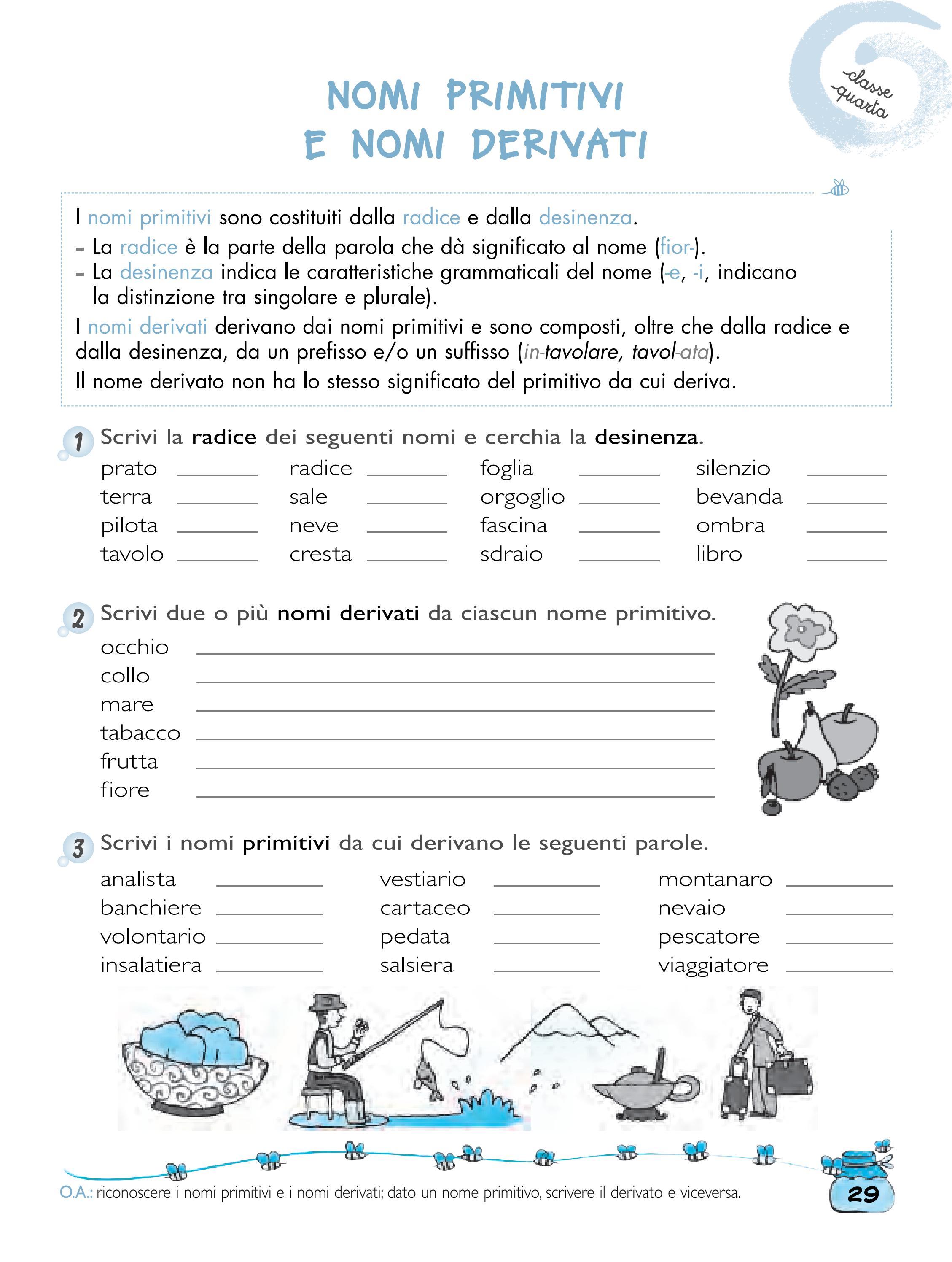 Magicamente Lab Grammatica 4 5 By Elvira Ussia Issuu