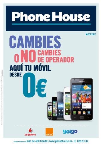 92a52451213 catalogo the phone house mayo 2012 by Milyuncatalogos.com - issuu