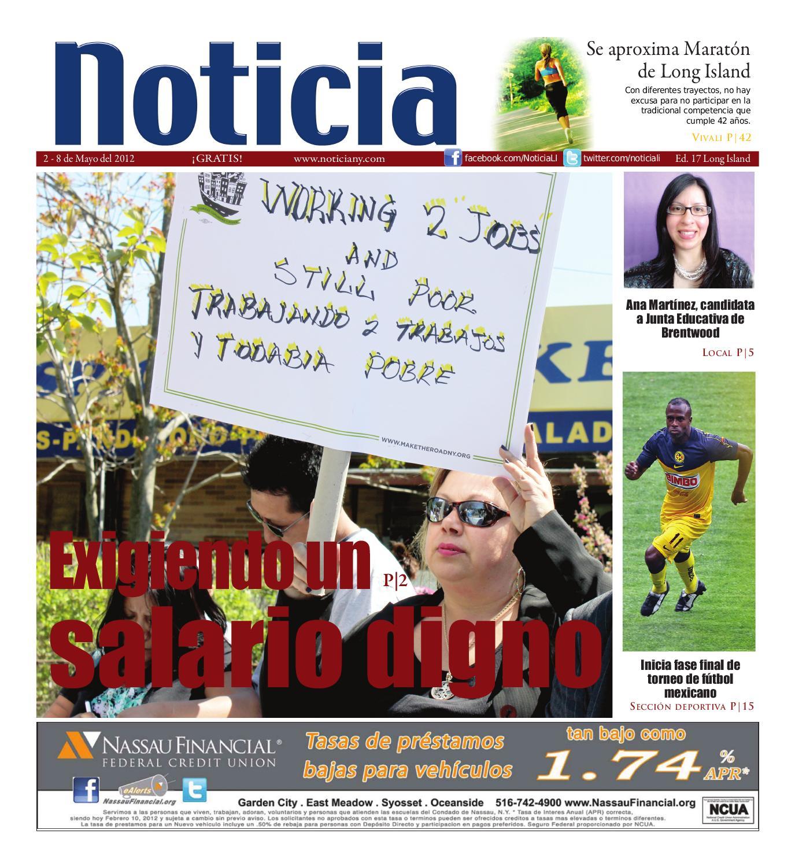 5-2-12 Ed.17 by Noticia - issuu