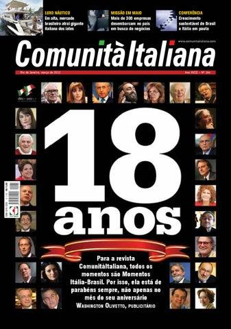 49b677e12b Revista Comunità Italiana Edição 164 by Comunita Italiana - issuu