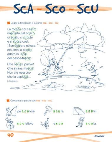 So tutto 1 by elvira ussia issuu for Parole con scu per bambini