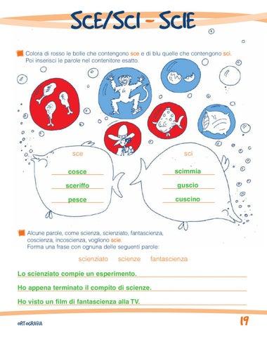 So tutto 2 by elvira ussia issuu for Parole con scie per bambini