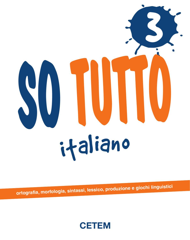 so tutto 3 by elvira ussia - issuu - Giardino Piccolo Nome Alterato