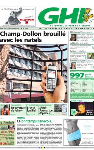 6e233a267af0d4 GHI du 03.05.2102 by GHI   Lausanne Cités - issuu