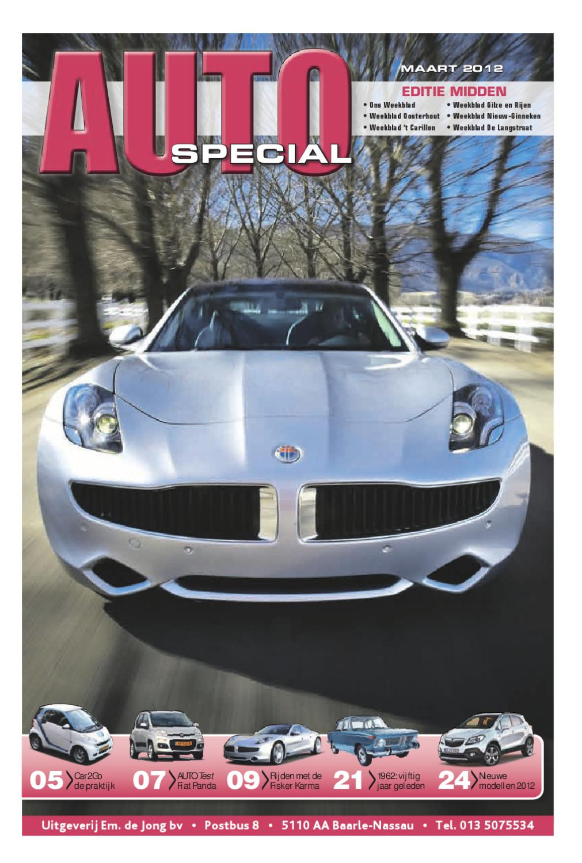 Autospecial midden 1201 by uitgeverij em de jong issuu for Nassau indus deur bv oosterhout