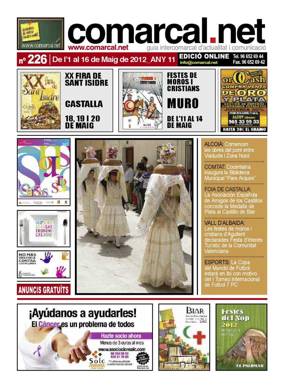 9d90ae4a Comarcalnet_226 by tres editors - issuu