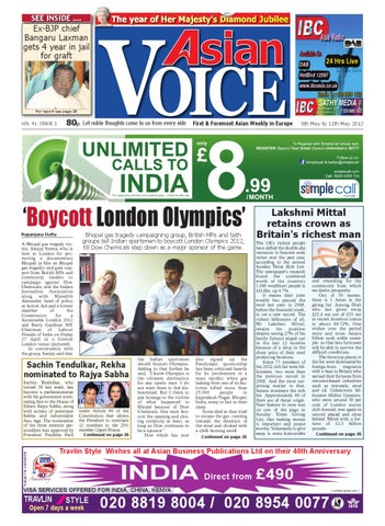 Asian newspapers in london