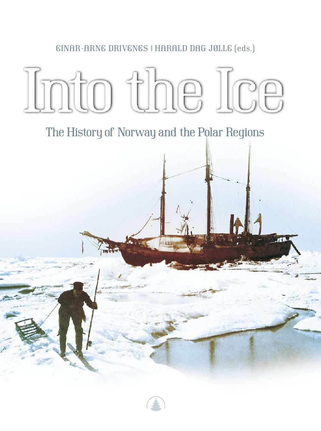 Into The Ice By Norsk Polarinstitutt Issuu Polar Boat Wiring Harness