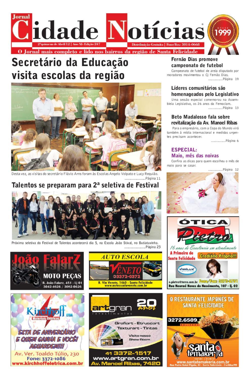 2443cd495 Jornal Cidade Noticias 247 by Antonio Junior - issuu