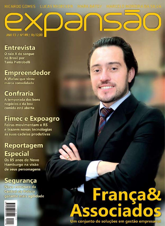 64f43e76c Edição 149 by Revista Expansão RS - issuu