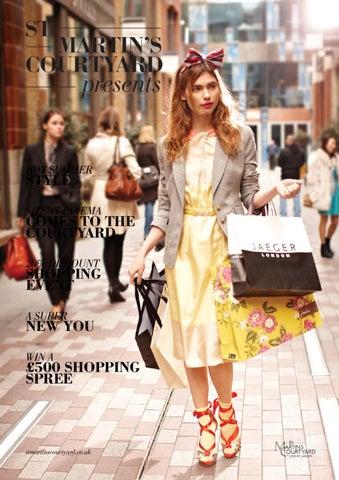 9026e4c98 St Martin s Courtyard Magazine by St Martin s Courtyard - issuu