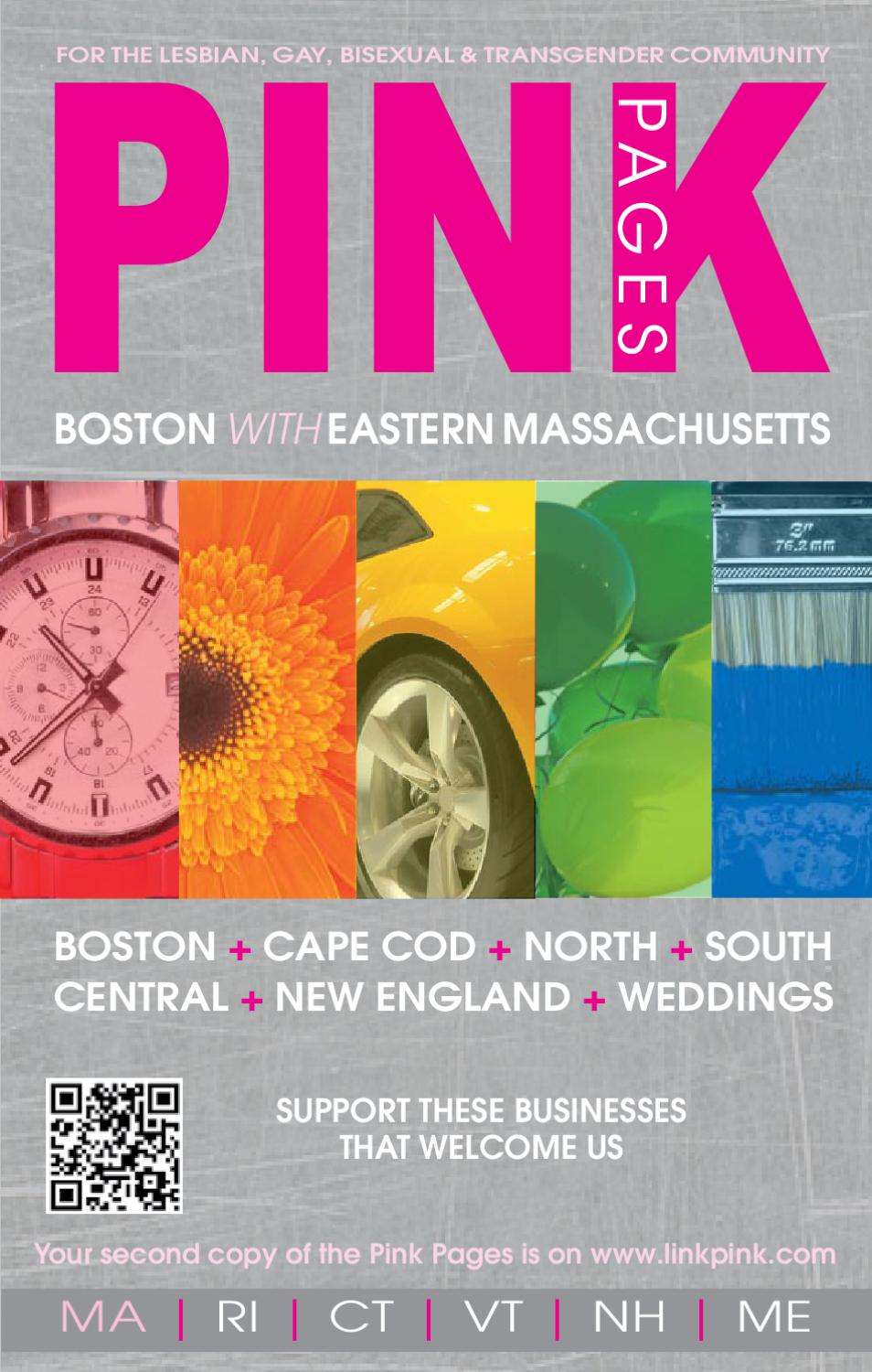 2012 Pink Pages Boston by KP Media - issuu