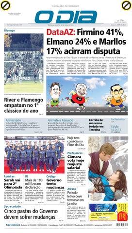 cfc4d6c417 JORNAL O DIA by Jornal O Dia - issuu