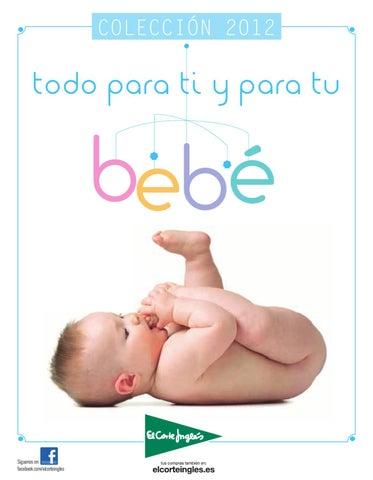 d67e44381 Catálogo El Corte Inglés de ofertas en productos premamá y bebe 2012 ...