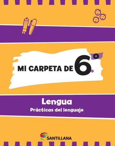 Mi carpeta de 6º - Lengua - Prácticas del lenguaje by María ...