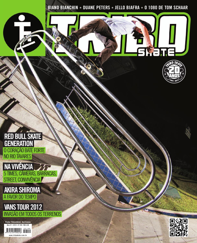 Tribo Skate Edição 199 by Revista Tribo Skate - issuu b568cefb94e48