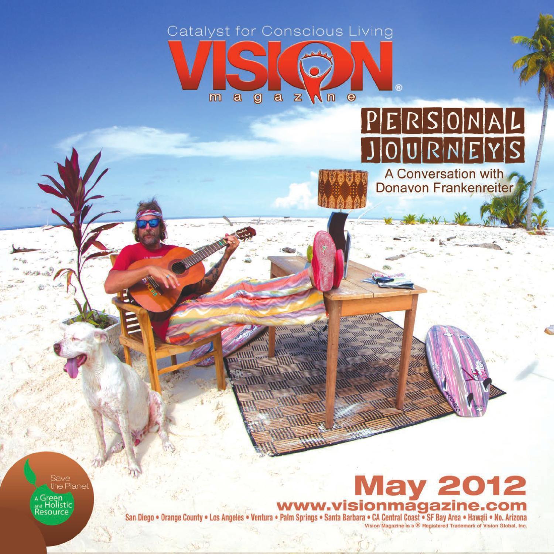 May 2012 Vision Magazine by Vision magazine - issuu