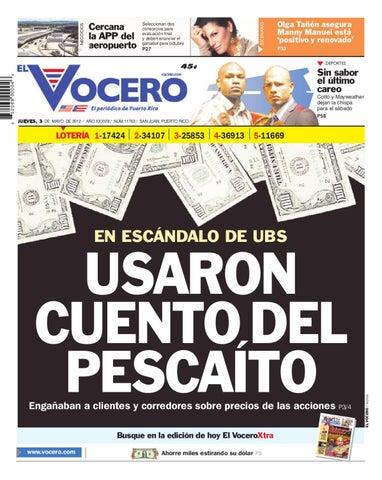 El Vocero de Puerto Rico by El Vocero de Puerto Rico - issuu 5ba4d350e4b5