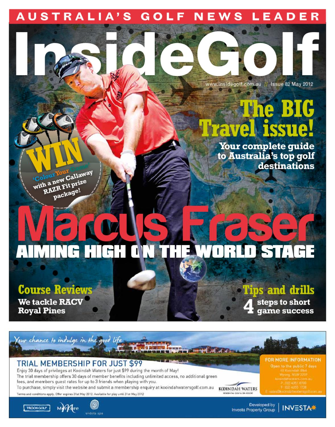 f67f2a37c3 Inside Golf May 2012 by Inside Golf - issuu