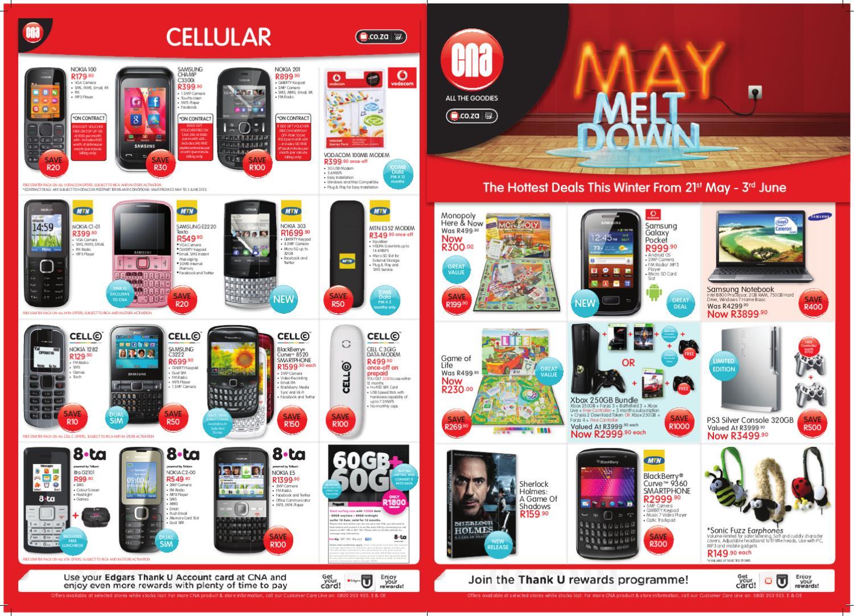 cell phones deals at cna