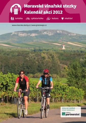 d4ed636fd8c01 Kalendář akcí na Moravských vinařských stezkách 2019 by Nadace ...