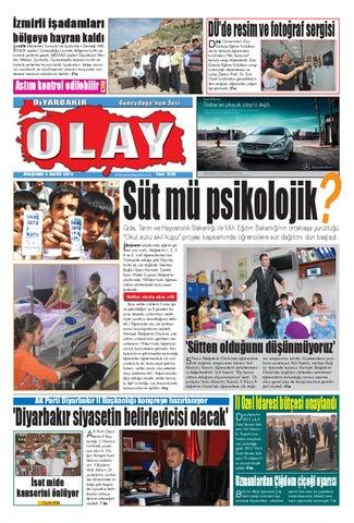 03 05 2012 Gazete Sayfalari By Diyarbakir Olaygazetesi Issuu