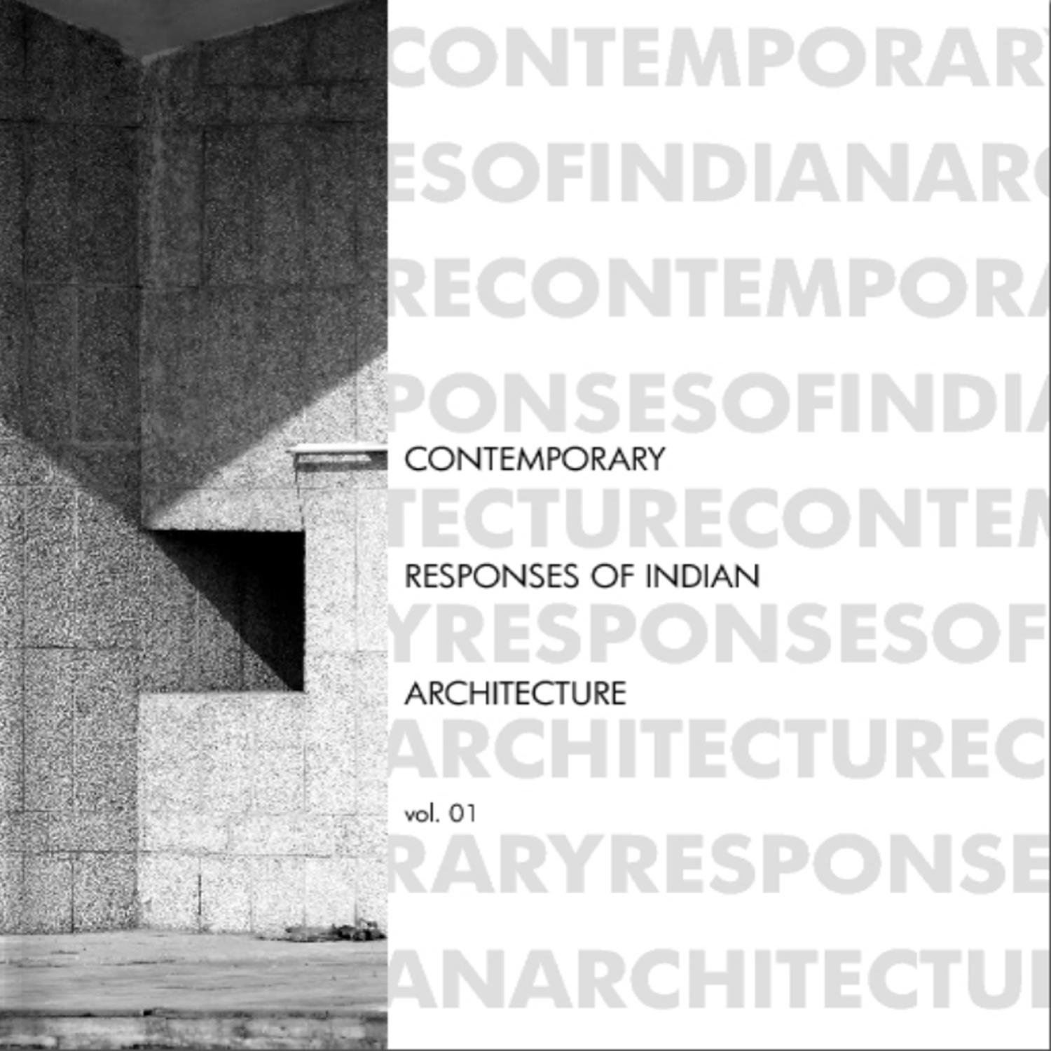 Modern Indian Architecture Google Search: Contemporary Responses Of Indian Architecture Vol. 1 By