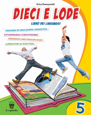 Dieci E Lode 5 By Elvira Ussia Issuu