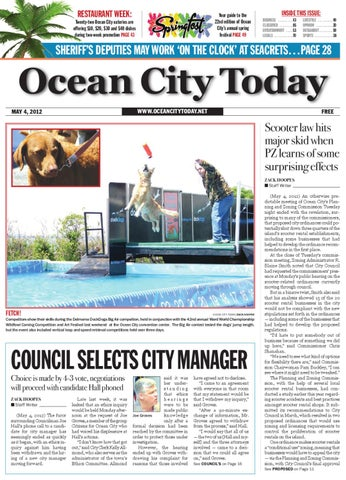Ocean City Today By Ocean City Today Issuu
