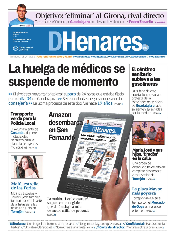 04.05.12 by Diario de Alcalá - issuu