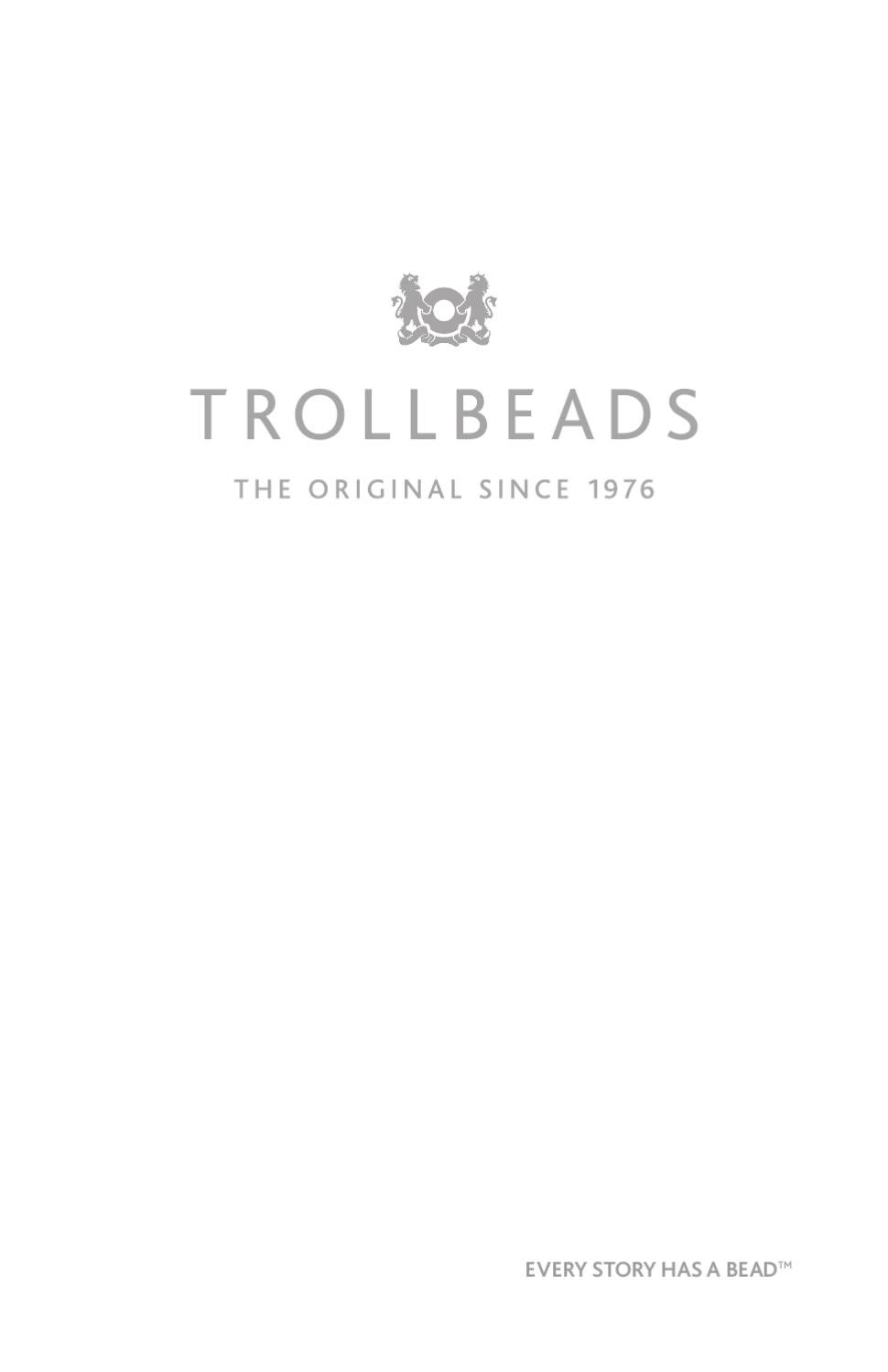 AUTHENTIC TROLLBEADS 15224  9.4 inch Bracelet read description