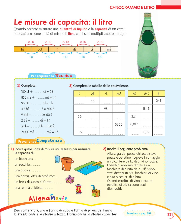 Allenamente 5 by elvira ussia issuu for Unita di capacita per condensatori elettrici