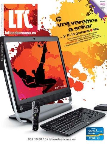 Catálogo Virtual De Productos De Tv De La Tienda En Casa Verano2012