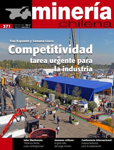Tras Expomin y Cesco by Editec - issuu f72d6b80dd35