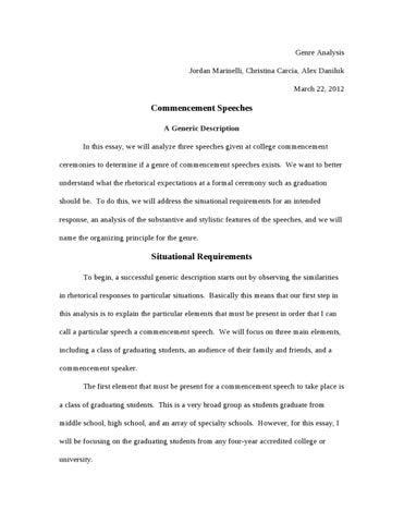 Genre analysis by jordan marinelli issuu