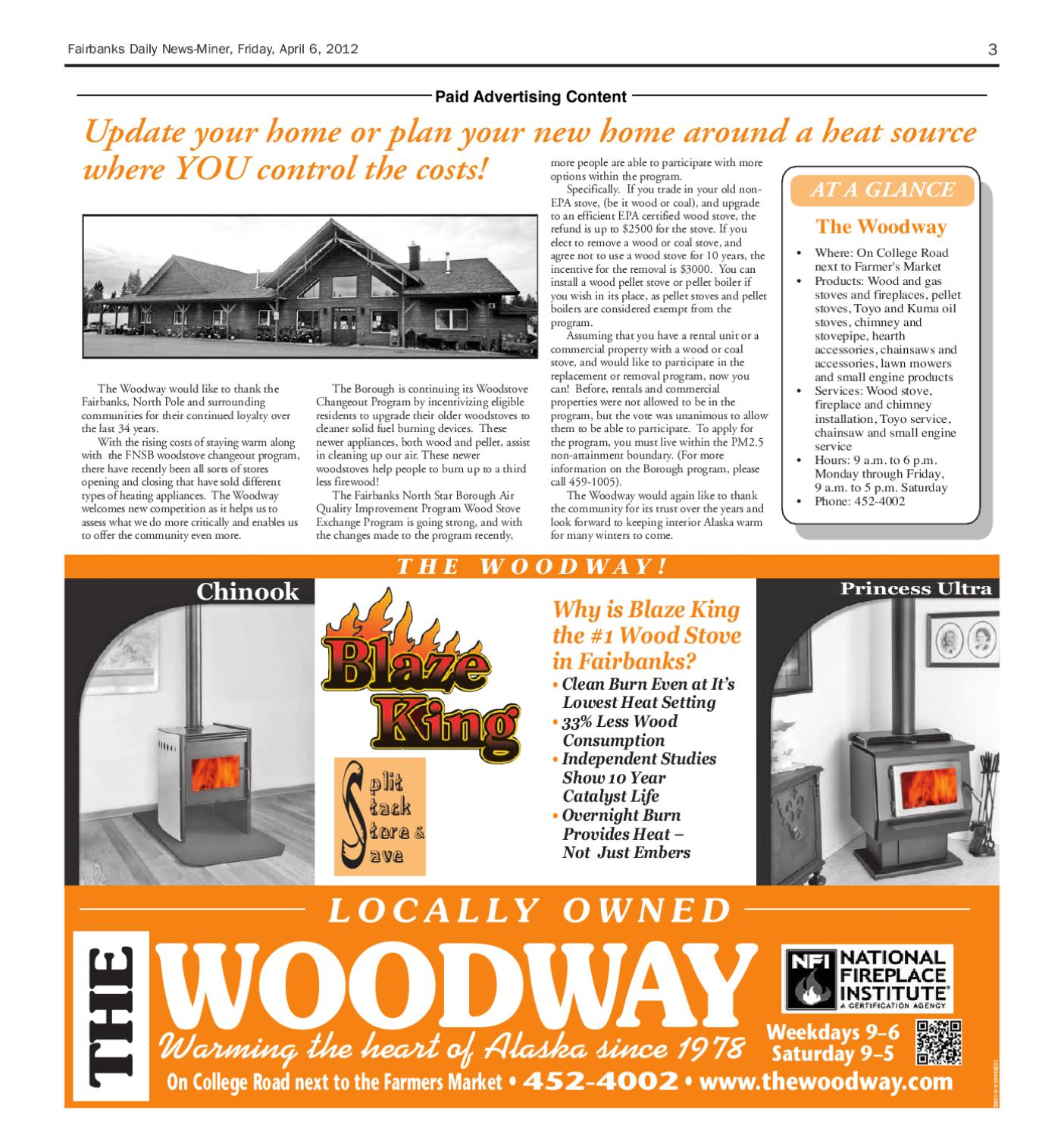 Building, Homes & Garden by Fairbanks Daily News-Miner - issuu