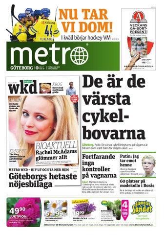 newest a884b 57f0f 20120504 se goteborg by Metro Sweden - issuu