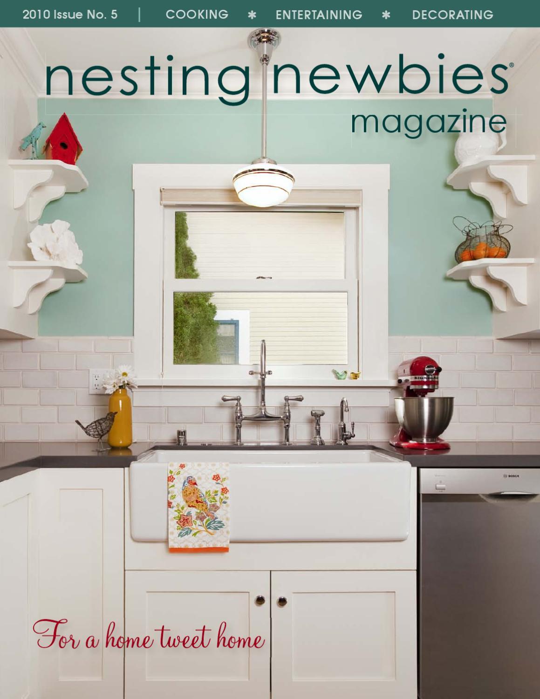 Nesting Newbies Magazineu2014Issue No 5 by