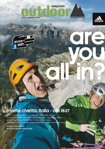 Outdoor Mgazine n.3 - 2012 by Sport Press - issuu 6c068dca2e7