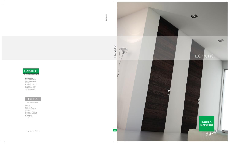 Porte Filo Muro Specchio garofoli catalogo filomuro by finestra 4 srl - issuu